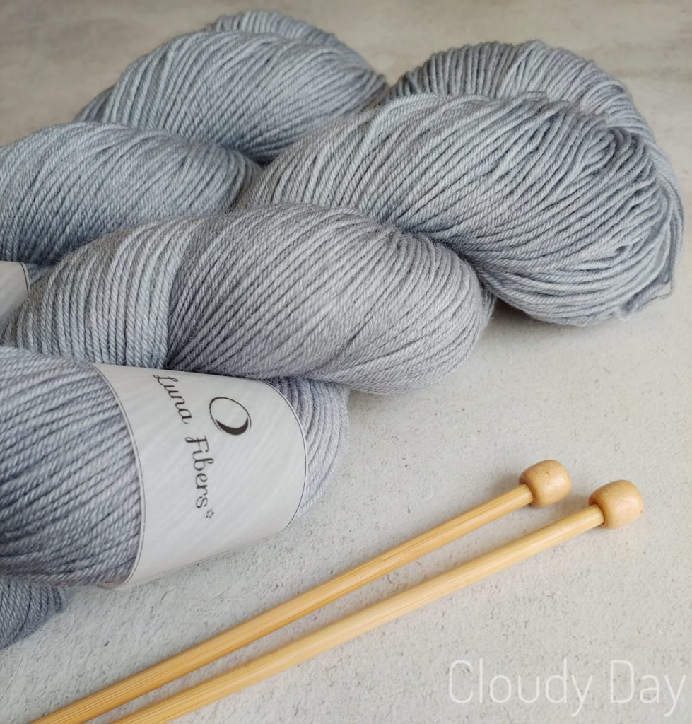 CLOUDY DAY - SLICK SOCK