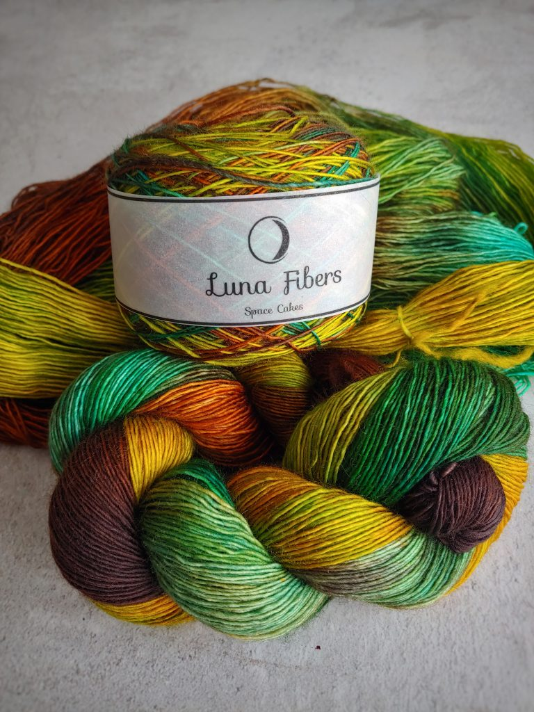 EARTH CHILD - 50G LACE SPACE CAKE