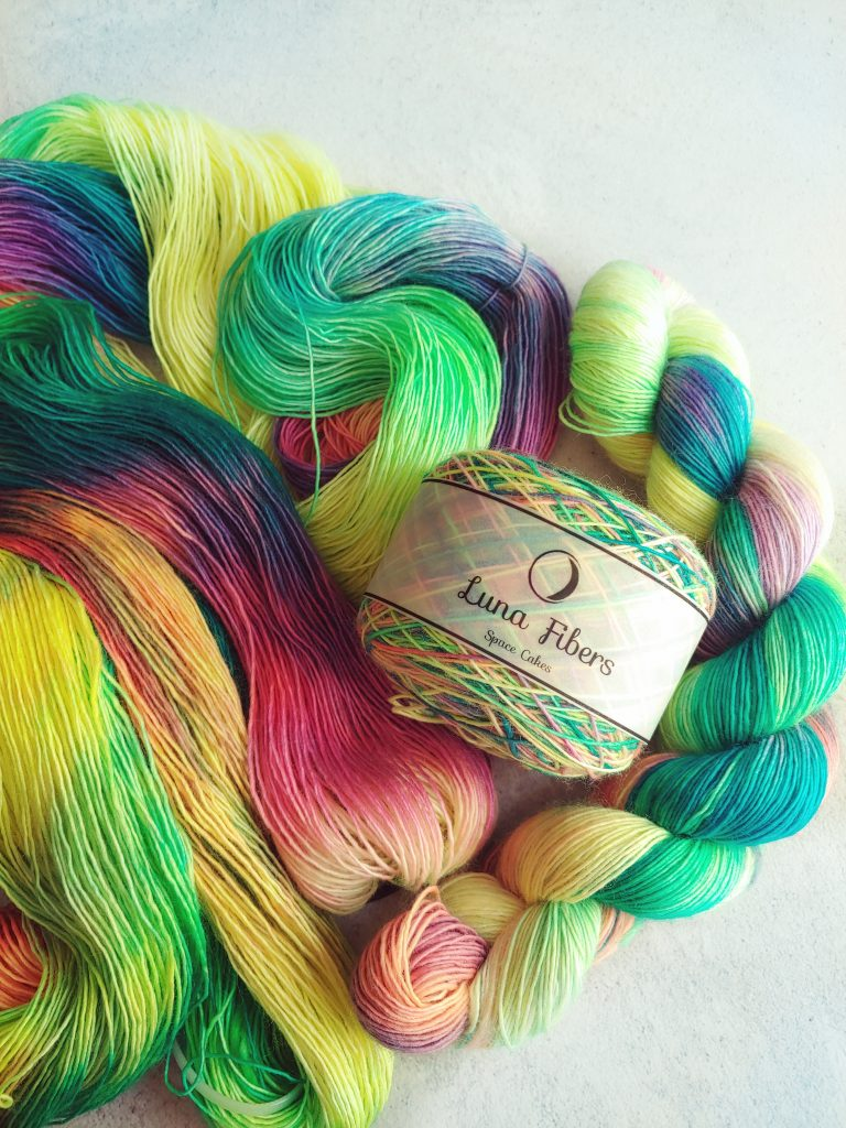 PSYCHEDELIC - 50G LACE SPACE CAKE